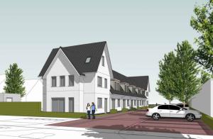 Nieuwbouwproject De Madelief in Nieuw-Vennep